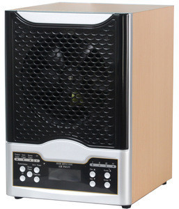 Negative air purifiers with large LCD and remote controller
