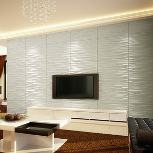 New 3d design interior home decoration embossed ceramic tiles