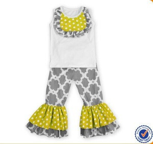 New arrival childs handmade knit baby sweater design Unique strip spring sweaters 2014