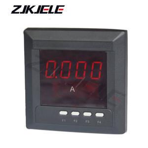 Newest Design Best Selling AC or DC Current Intelligent ammeter digital display meter