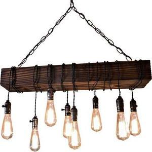 Nice Concrete Lamp Cement Lamp Vintage Pendant Light,Fresh Pastoral Style Leisure Chandeliers LED Concrete Pendant Lighting