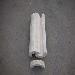 Non-Asbestos Calcium Silicate Insulation Pipe
