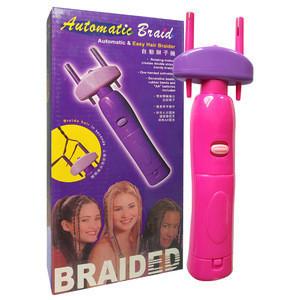Popular two pins braiding machine for women&men