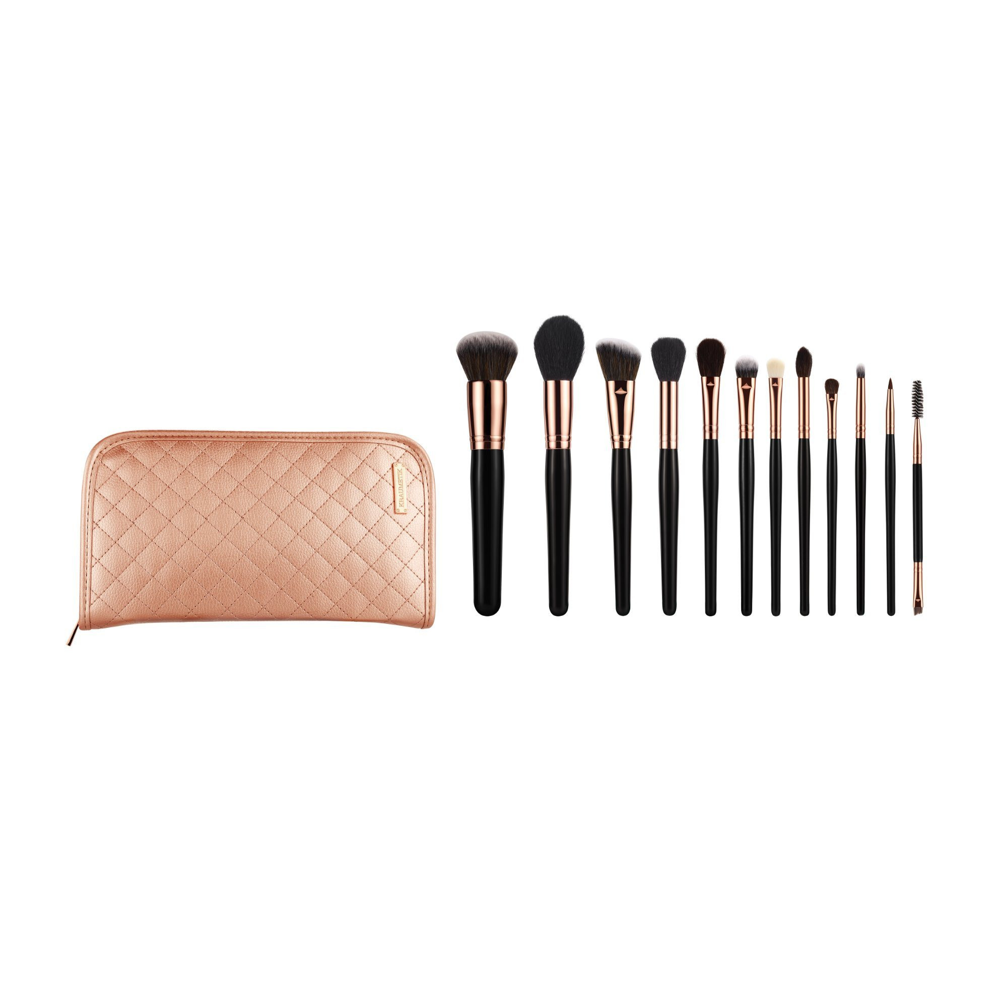 Professional Makeup Brushes Synthetic Hair