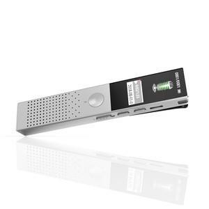 Professional N8 dual microphone digital audio mini voice activated recorder hq small hidden secret voice recorder