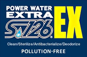 S126EX Natural alkaline electrolyzed water for cleaning / sterilizing / deodorize etc. for hotel and restaurant supplies