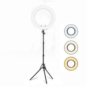 Selfie Ring light 8 Inch Photographic lighting Makeup Video Lamp LED Ring light With Tripod Stand