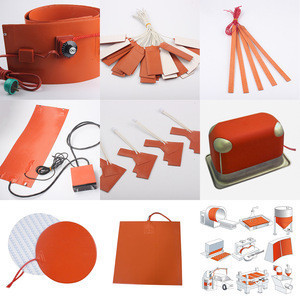 Silicone Rubber Heater with Innovative Heating Solutions, Customized Service and Design
