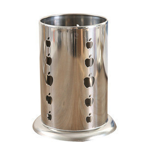 Stainless Steel Metal Kitchen Utensil Holder
