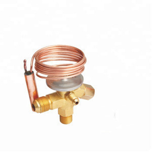 Thermal expansion valve for refrigerator for heat pump water heater