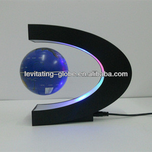 World map globe, world political map globe, magnetic levitating plastic world globe
