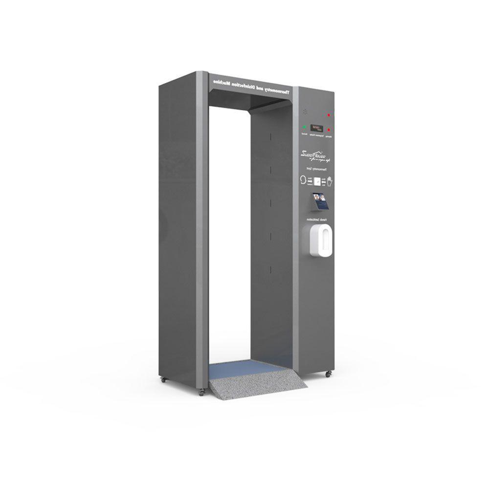 anti-virus disinfection channel machine