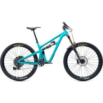 Import Yeti Cycles ARC Turq T2 X01 Eagle AXS Mountain Bike from USA