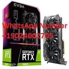 EVGA GeForce RTX 2080 Ti Ftw3 Ultra, Overclocked, 2.75 Slot Extreme Cool Triple + iCX2, 65C Gaming, RGB, Metal Backplate, 11GB GDDR6, 11G-P4-2487-KR