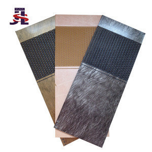 1000*1100*2mm embossed brown rubber sheet soles for shoes