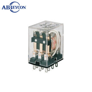 11 Pin Miniature Power Relay HH53P(MY3)