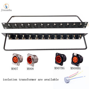 12 port patch panel metal structure OEM fireproof high quality 12port patch panel wholesale
