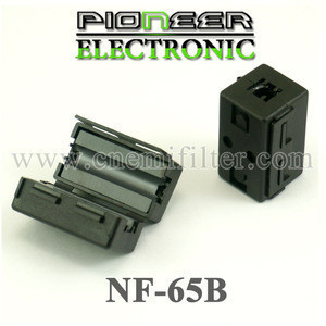 2-15mm NF-65B magnetic shielding material large size ferrite core