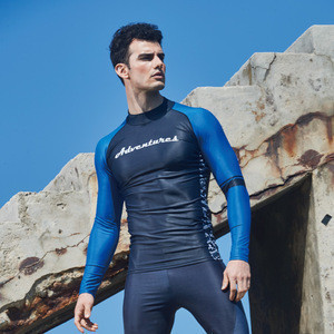 2018 new arrival men rash guard