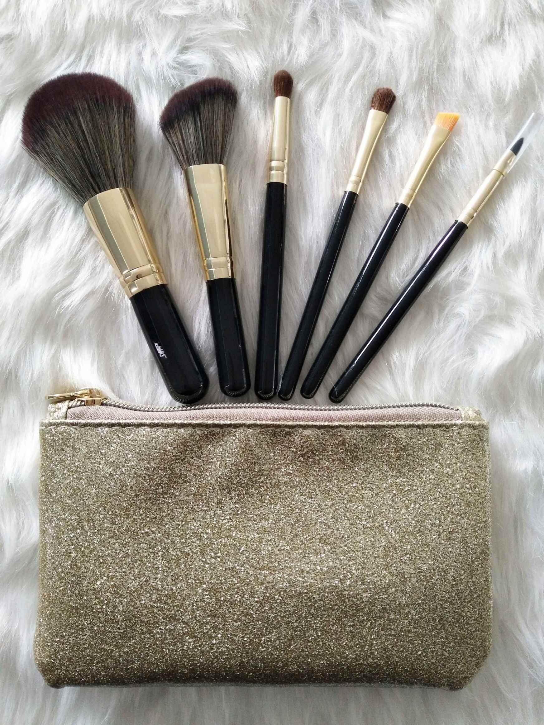 2019 Professional Cosmetic Makeup Animal Imitation Hair Large Size Face Contour Brush