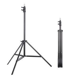 2M Light Stand Photo Studio Accessories Tripod For Photographic Lighting