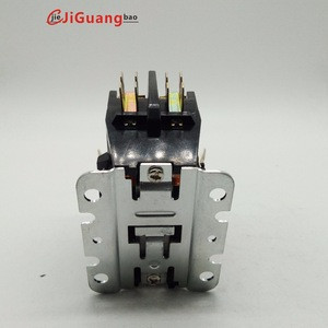 2P 20 30A 40 220V ac contactor for air conditioning made in wenzhou electrical capital of China