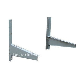 Air conditioner support wall bracket