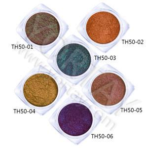 Aurora Borealis Chameleon pearl pigment/Changing colors mica powder pigment/Shifting colors chameleon effect pigment