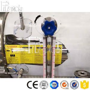 Automatic high pressure food processing bottle sterilizer / retort / autoclave for cans pouched foods glass jar