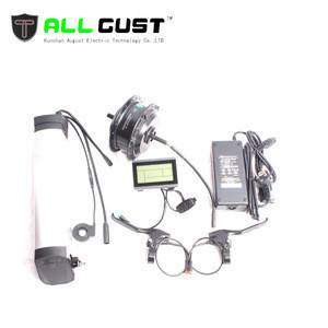 BAFANG electric bike motor conversion kit with LCD display