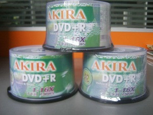 Cd dvd blank disk