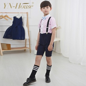 China factory wholesale kids school uniforms for boys