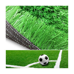China Synthetic Lawn Carpet 50Mm 55Mm 60Mm 65Mm Sports Flooring & Soccer mat Turf Artificial Grass for Football Stadium Field