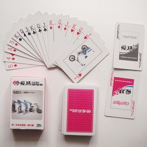 Costume playing cards