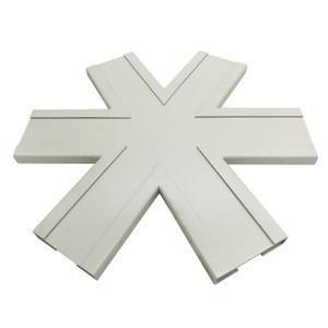 Custom modeling aluminum veneer modern building curtain wall art decor