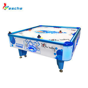 Factory direct coin operated 4 player redemption air hockey game machine