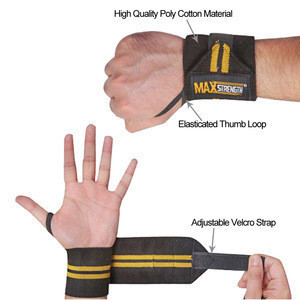 Hand Protector Wrist Brace Support Carpal Tunnel Splint Sprain Gym Training Band