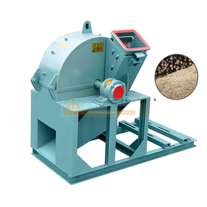 High quality wood log sawdust machine