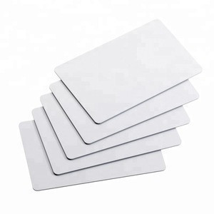 ISO18000-6C/EPC GEN2 UHF RFID ISO Smart Card For Car Parking