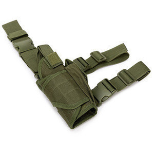 Military Airsoft Paintball gear Tactical Military left hand drop belt pistol holster gun bag for M92