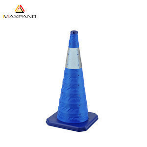 Reflective Collapsible Portable Safety Foldable Traffic Cone