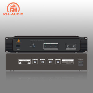 RH-AUDIO High Quality Fire Alarm Control Panel Of Public Address System