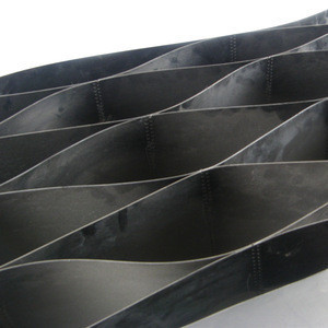 Road Basement Materials High Tensile Strength Reinforcement HDPE perforated Plastic Geocell