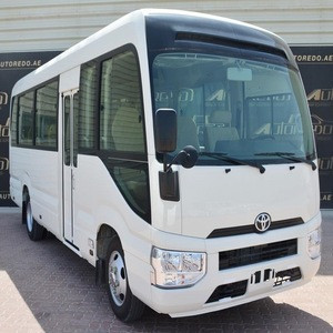 Used Toyota Coaster Buses from Japan/30 seats diesel coaster bus for sale