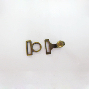 Wholesale closure trouser metal hook and eye