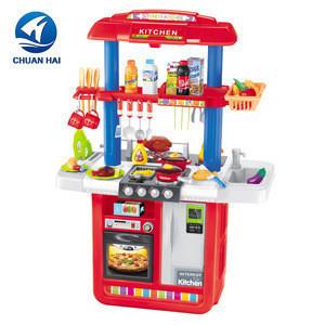 Pretend Toys Kids Kitchen Play