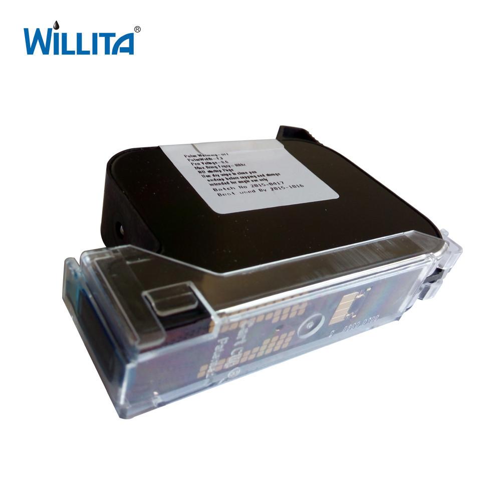 Willita Original Compatible Quick Drying Black Ink Cartridge