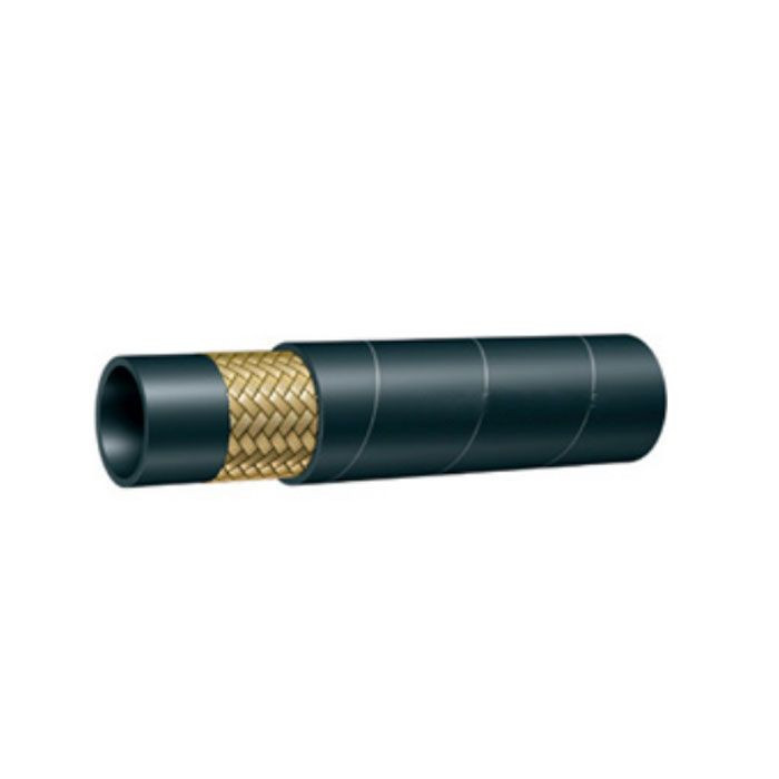 High quality wire braided SAE 100R1 hydraulic rubber hose