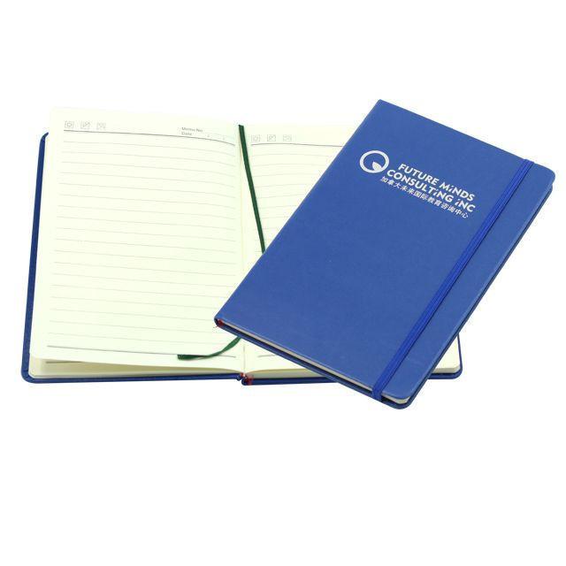 PU Leather A5 Notebook