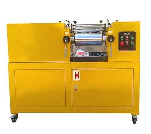 Lab Rubber Mixing Open Mills